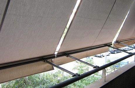 Rollersur toldo vertical brazo balcon tela lona for Toldos de balcon