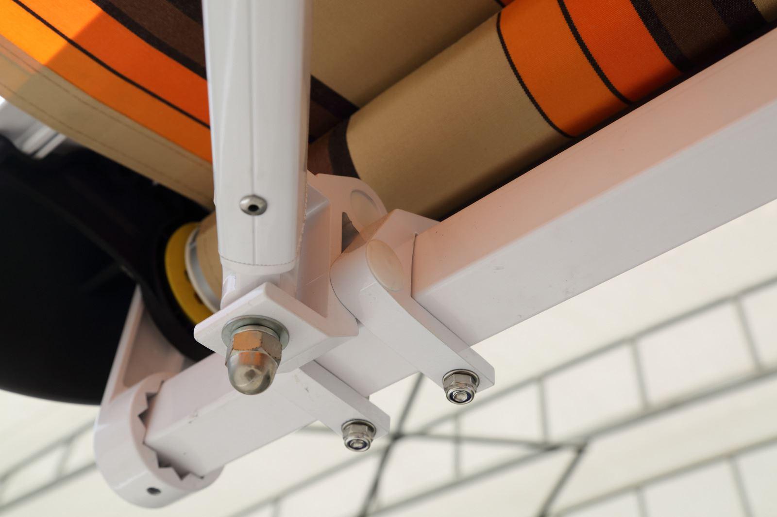 Rollersur toldo brazo invisible smartbox tela canvas for Toldo brazo invisible